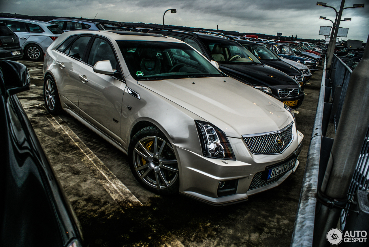 Cadillac Cts V Wagon For Sale >> Cadillac CTS-V Sport Wagon - 16 February 2015 - Autogespot