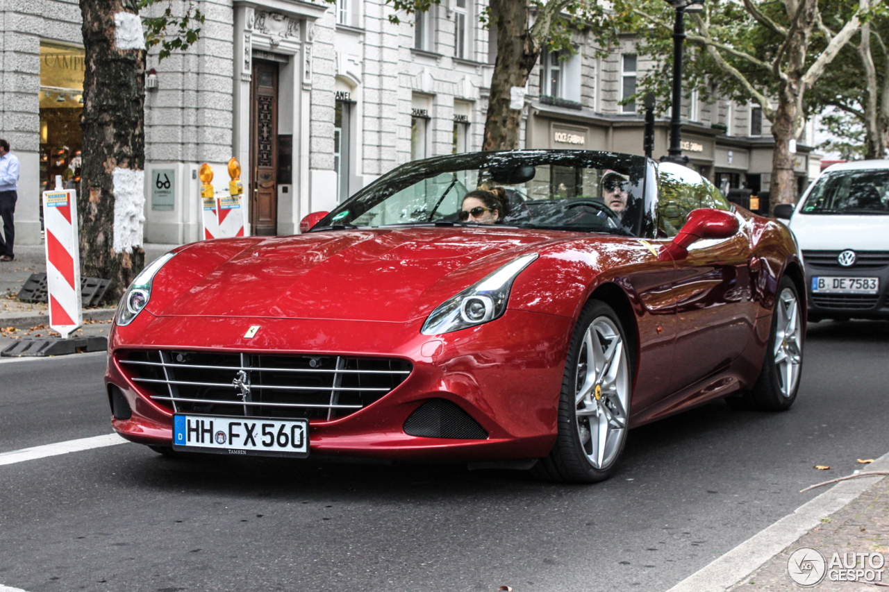 ferrari california t 16 fvrier 2015 autogespot. Black Bedroom Furniture Sets. Home Design Ideas