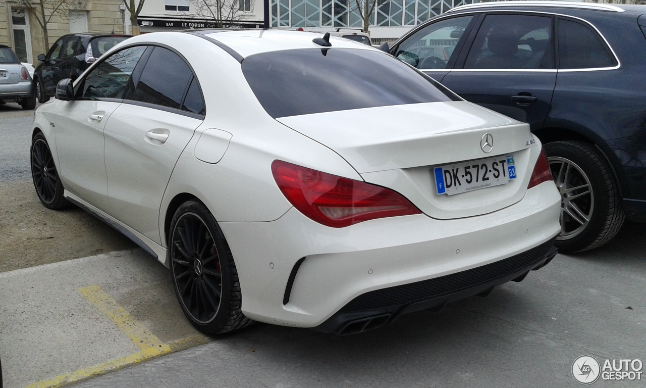 mercedes benz cla 45 amg prix maroc. Black Bedroom Furniture Sets. Home Design Ideas