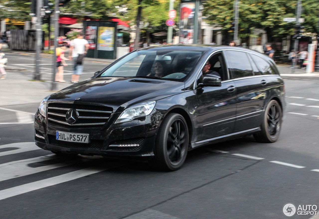 Mercedes benz r 63 amg 16 februar 2015 autogespot for Mercedes benz training and education