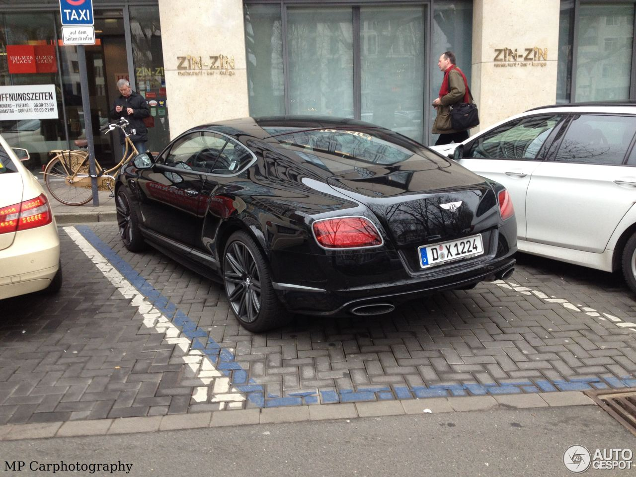 Bentley Continental Gt Speed 2015 17 Februar 2015