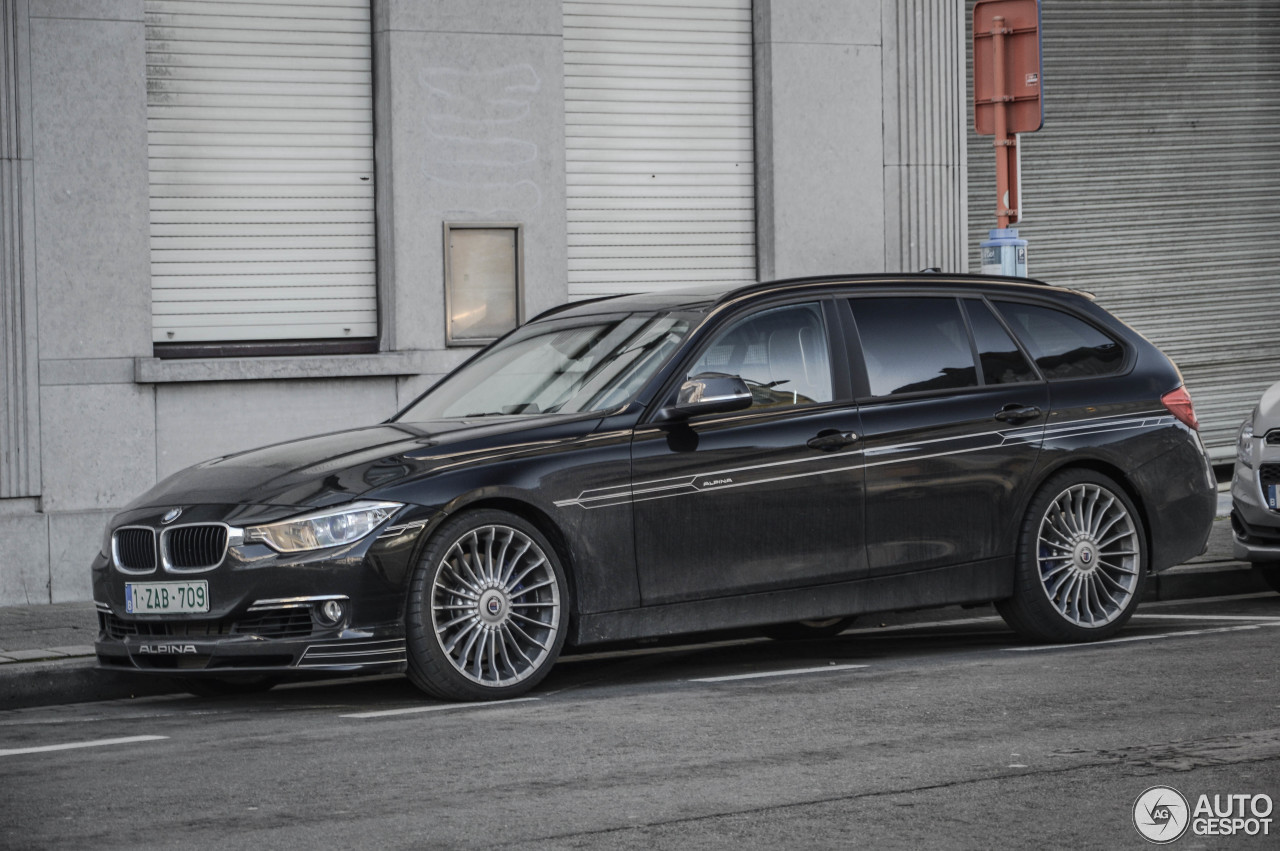 Alpina D3 Bi-turbo Touring 2013 - 18 February 2015 - Autogespot