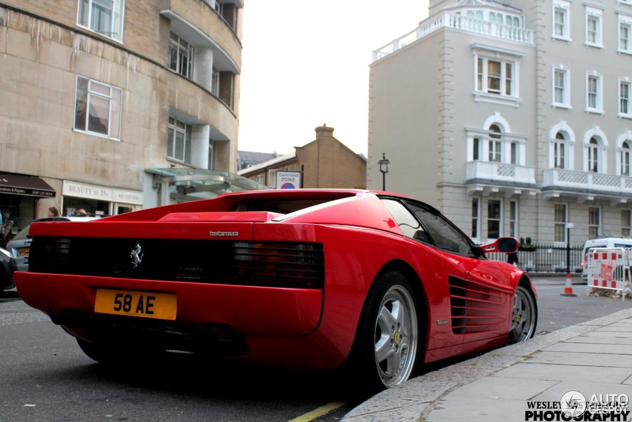 Ferrari Testarossa  18 February 2015  Autogespot