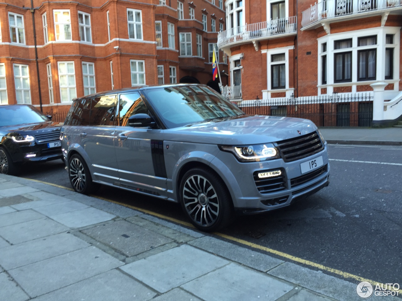 Range Rover Autobiography 2010 >> Land Rover Mansory Range Rover Autobiography LWB 2013 - 18 ...