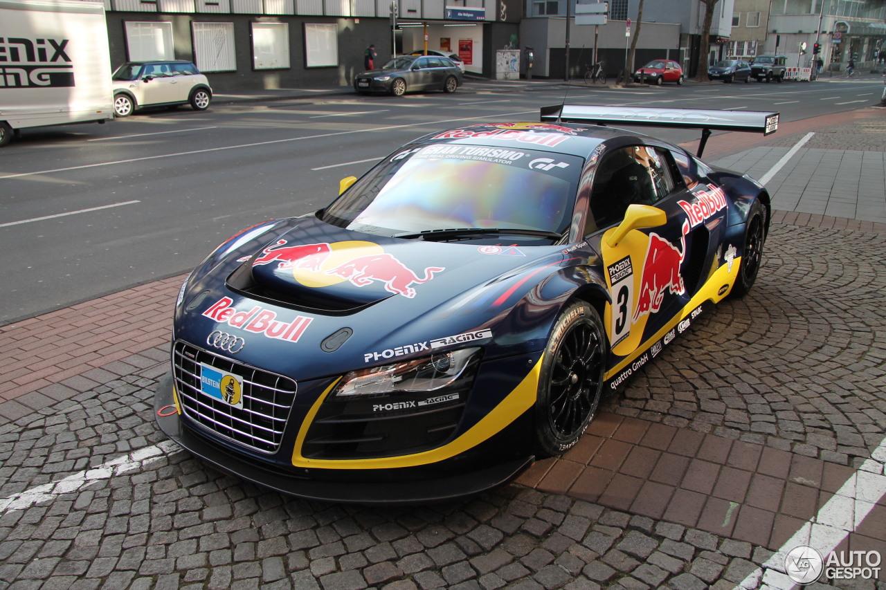 Audi R8 LMS 4