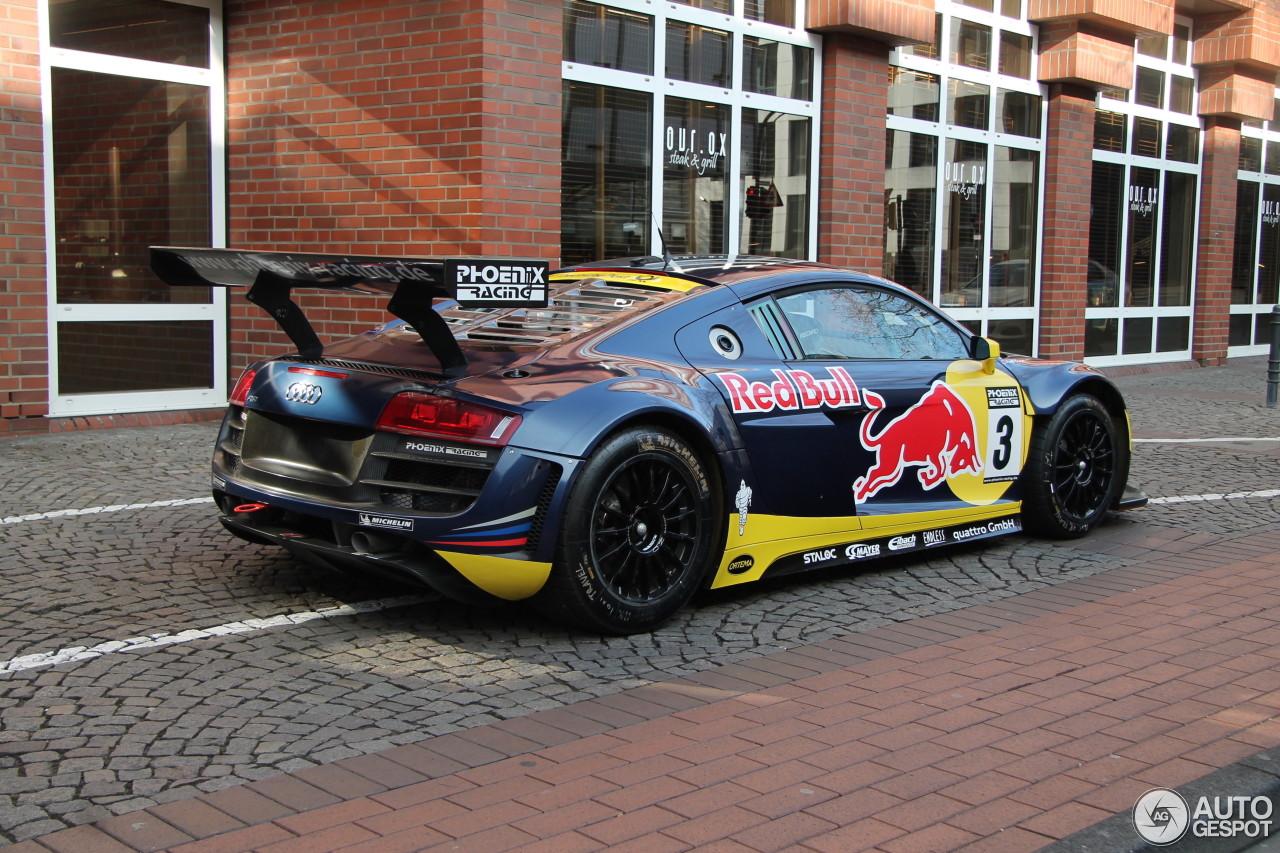 Audi R8 LMS 5