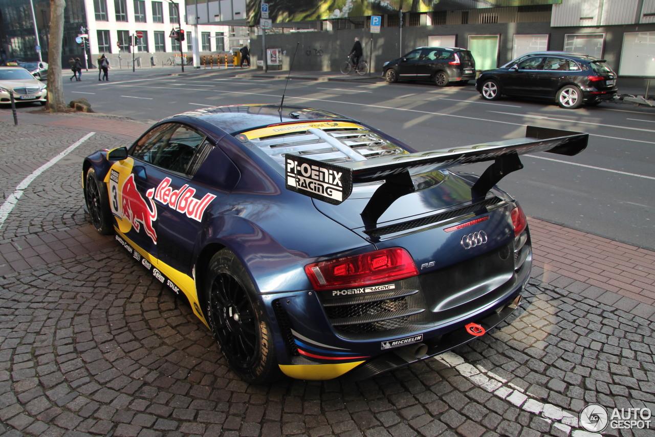 Audi R8 LMS 7