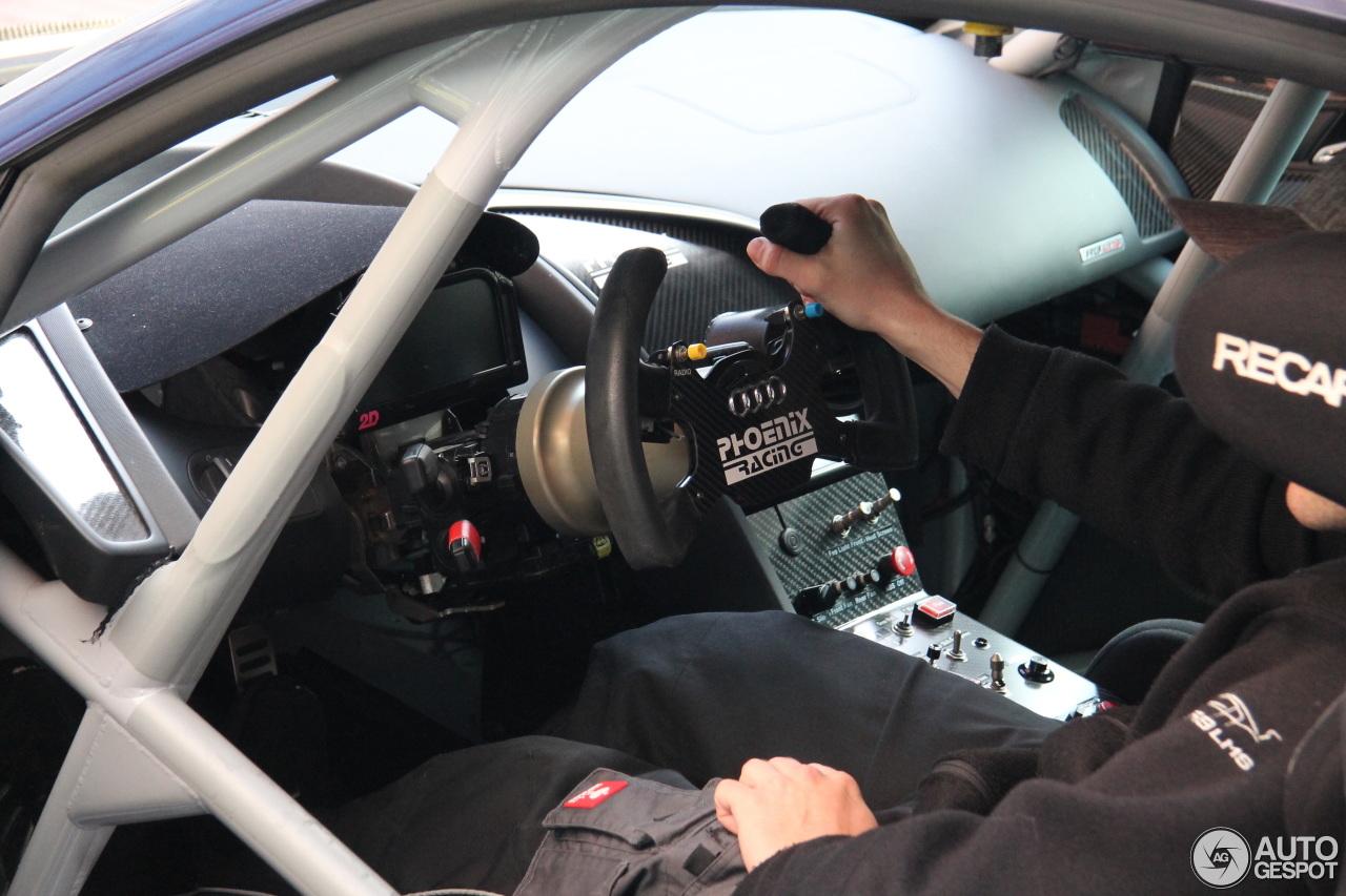 Audi R8 LMS 8