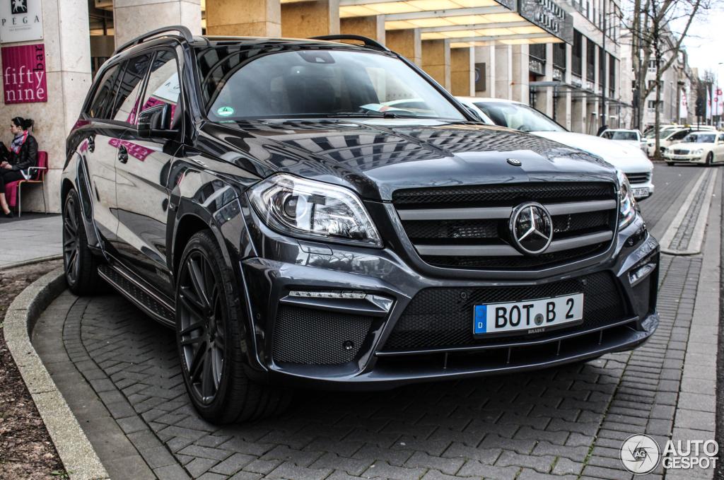 Mercedes benz brabus gl b63 600 widestar 19 february for Mercedes benz c 600