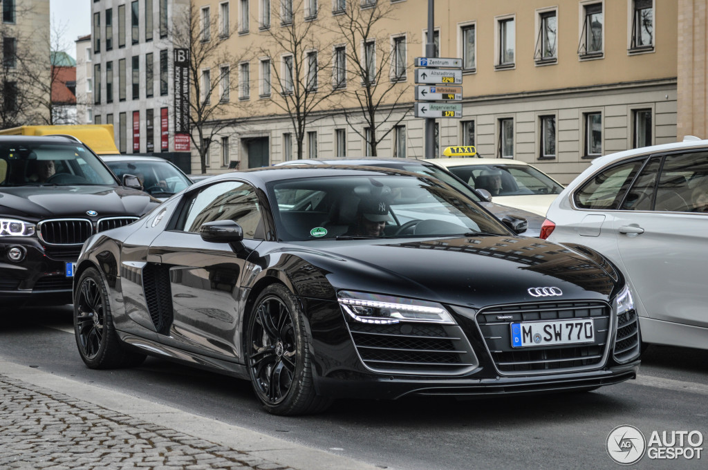 Audi R8 V10 Plus 2013 21 February 2015 Autogespot
