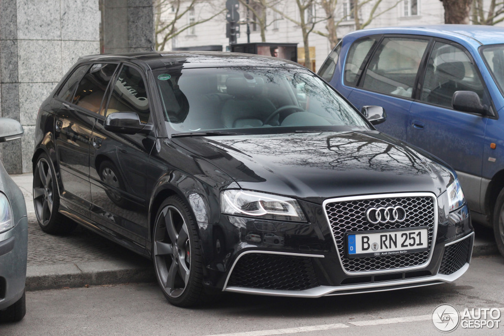 audi rs3 sportback 21 february 2015 autogespot. Black Bedroom Furniture Sets. Home Design Ideas