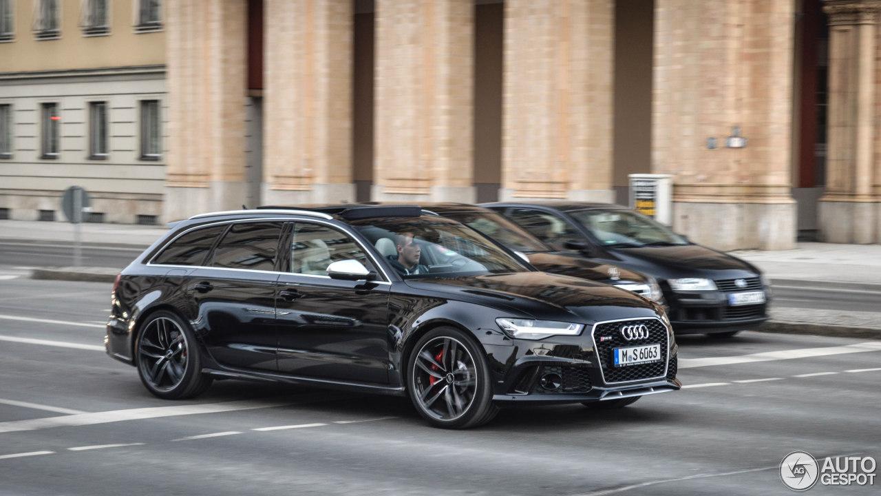Audi Rs6 Avant C7 2015 21 Februar 2015 Autogespot