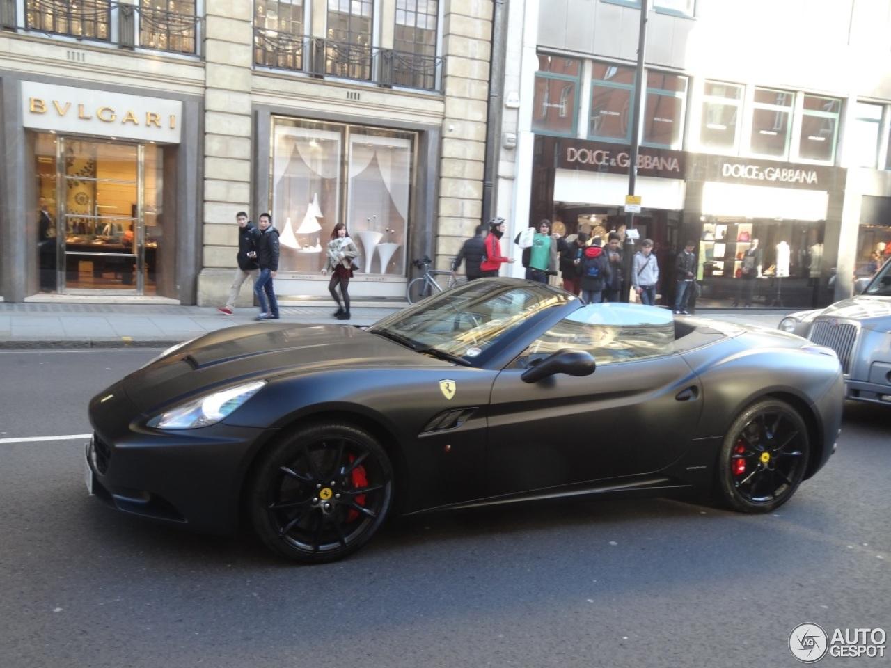 Ferrari California 21 February 2015 Autogespot