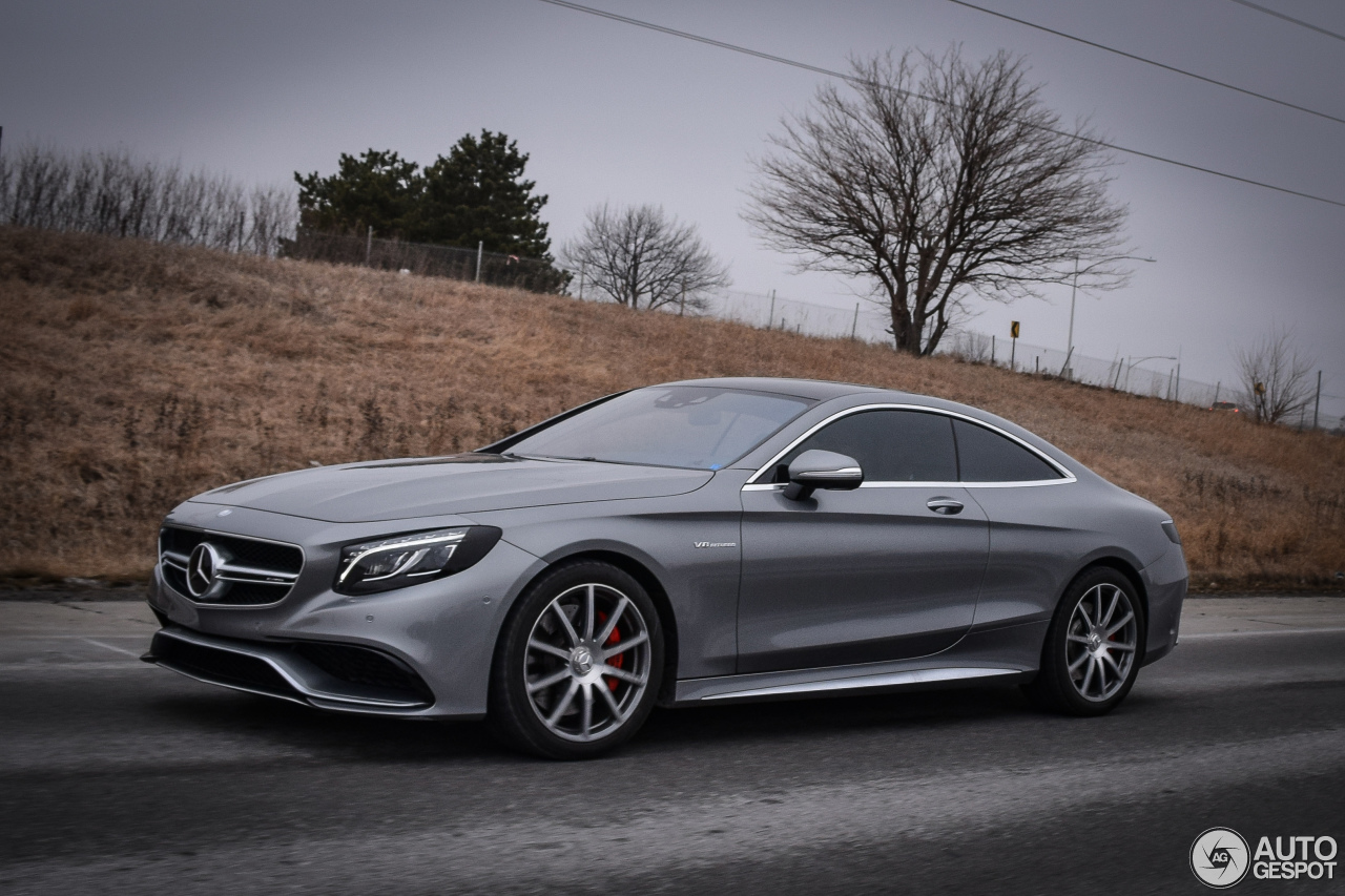 mercedes benz s 63 amg coup c217 21 february 2015 autogespot. Black Bedroom Furniture Sets. Home Design Ideas
