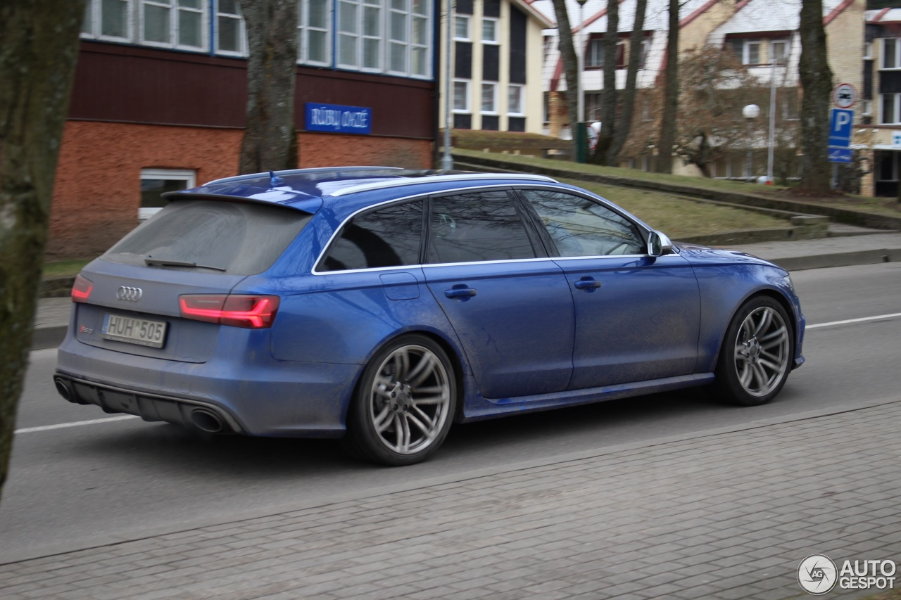 audi rs6 avant c7 2015 22 february 2015 autogespot. Black Bedroom Furniture Sets. Home Design Ideas