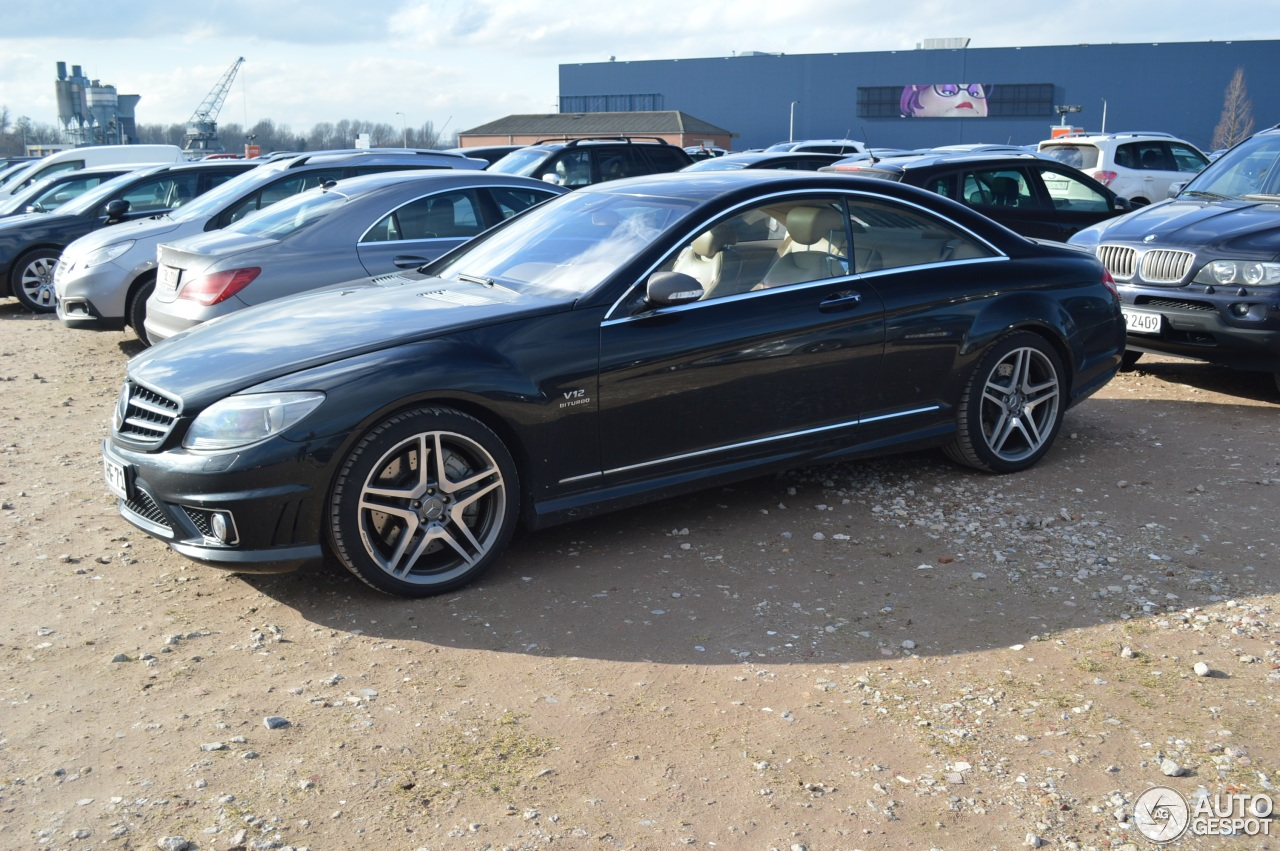 Mercedes benz cl 65 amg c216 23 february 2015 autogespot for Mercedes benz amg 65 price