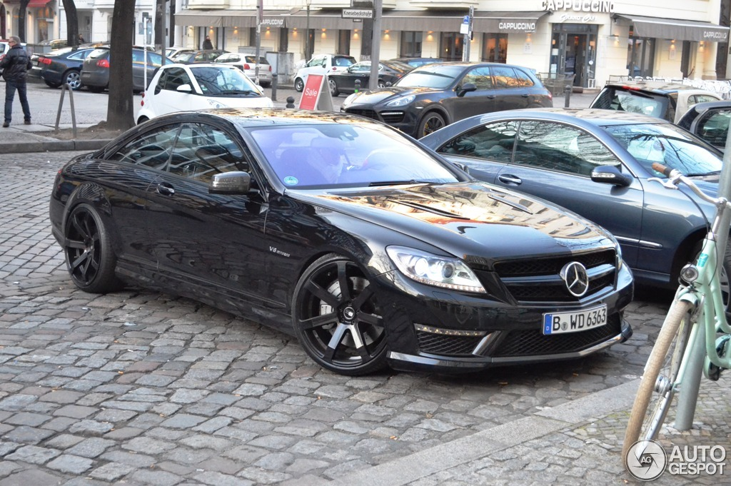 Mercedes benz cl 63 amg c216 2011 24 february 2015 for Mercedes benz cl 63 amg price