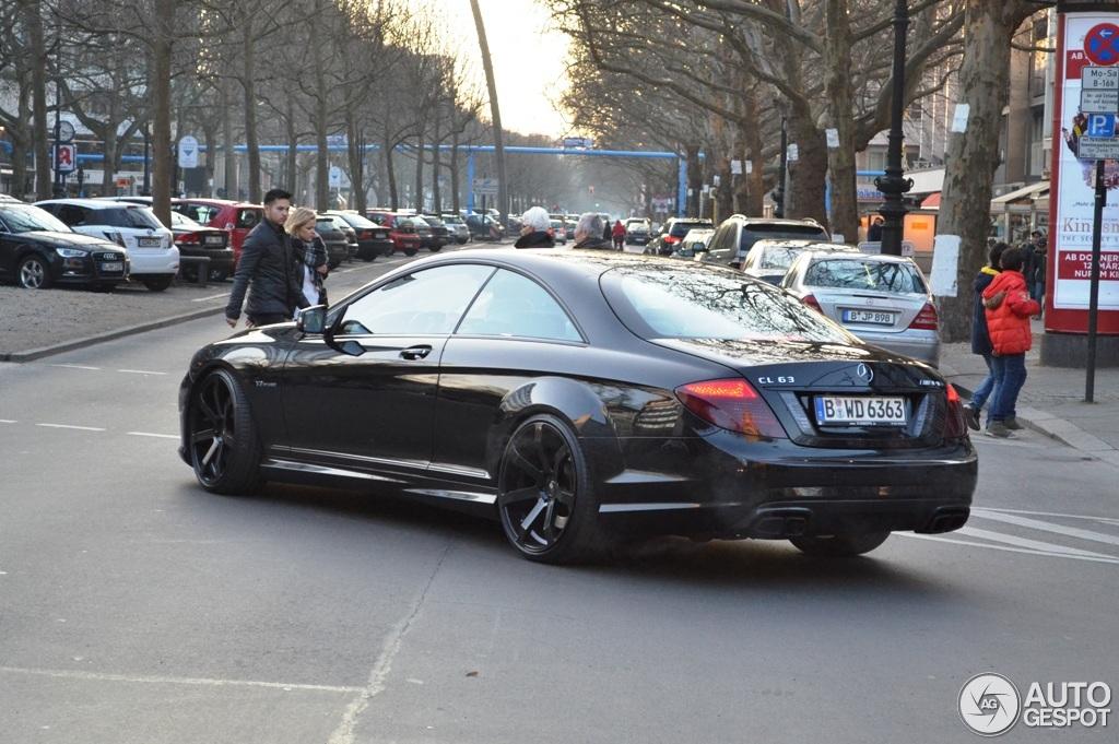 Mercedes Benz Cl 63 Amg C216 2011 24 Februar 2015 Autogespot