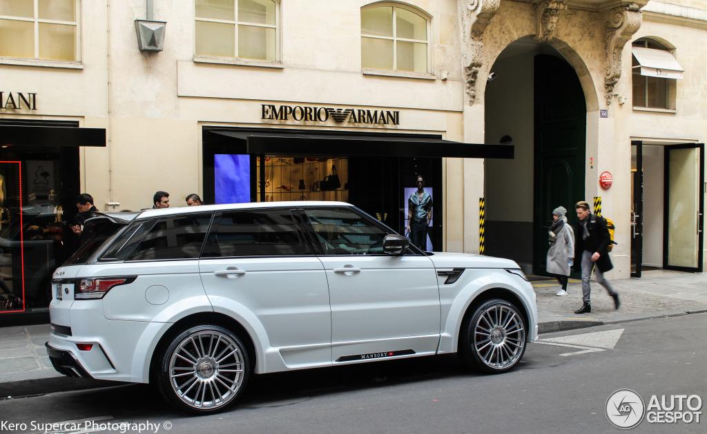 Land Rover Mansory Range Rover Sport 2013 27 Februar