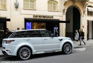 Land Rover Mansory Range Rover Sport