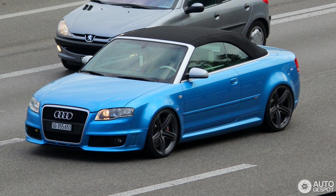 Audi Rs4 Cabriolet 28 February 2015 Autogespot