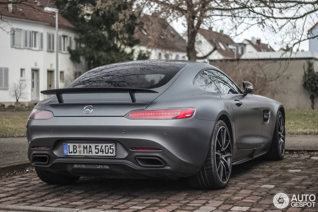 Mercedes Amg Gt S Edition 1 1 March 2015 Autogespot
