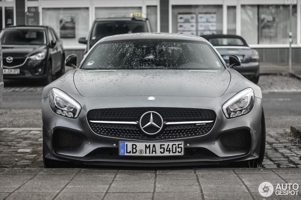 Mercedes Amg Gt S Edition 1 1 Mrz 2015 Autogespot