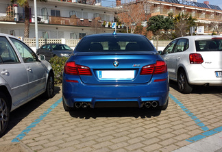 BMW M5 F10