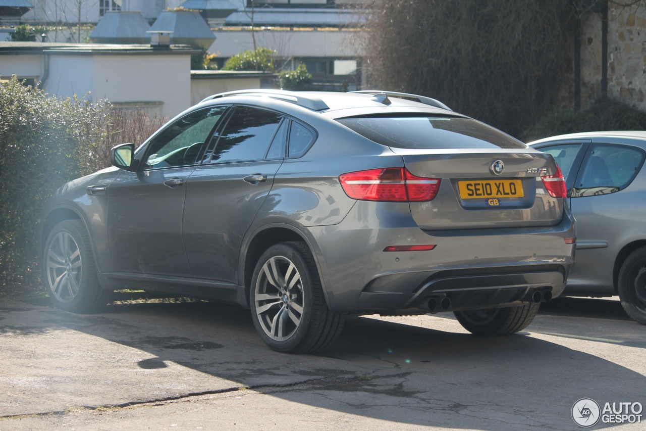 Bmw X6 M 2 Mrz 2015 Autogespot