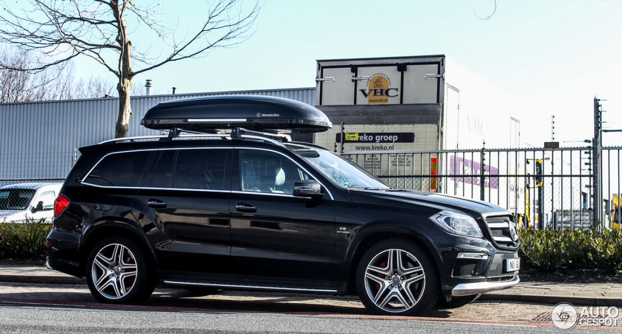 Mercedes benz gl 63 amg x166 2 maart 2015 autogespot for 2015 mercedes benz gl