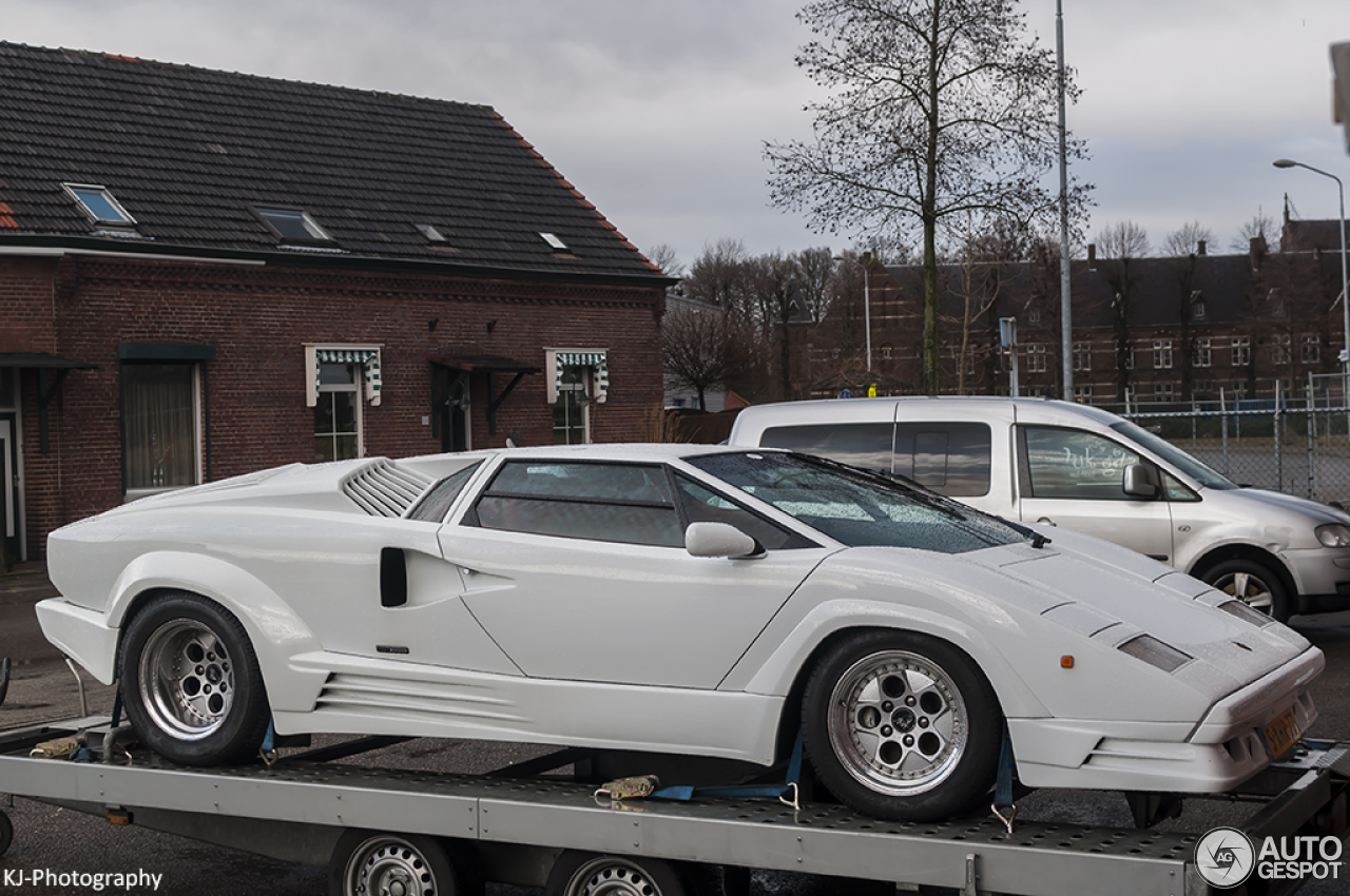2016 Lamborghini Countach Features Types Cars