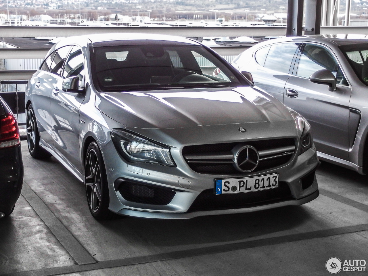 mercedes benz cla 45 amg shooting brake 5 march 2015 autogespot. Black Bedroom Furniture Sets. Home Design Ideas
