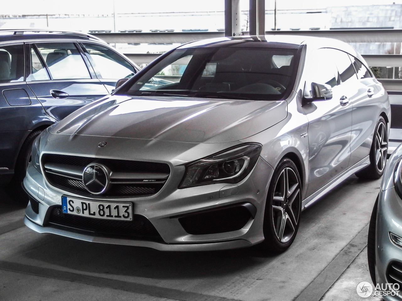 mercedes benz cla 45 amg shooting brake 5 marzo 2015 autogespot. Black Bedroom Furniture Sets. Home Design Ideas