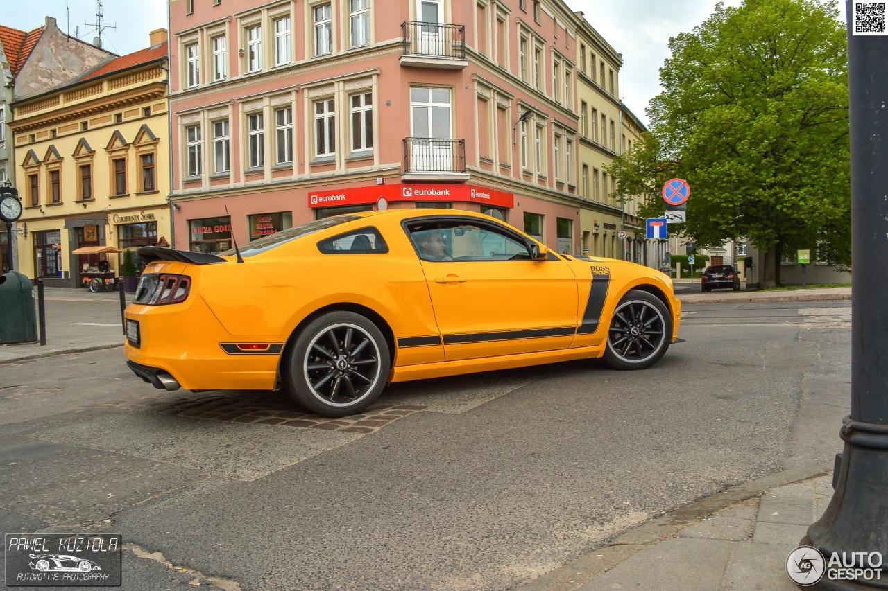 Ford Mustang Boss 302 2013 6 March 2015 Autogespot