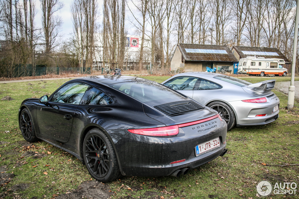 porsche 991 carrera 4 gts 6 march 2015 autogespot. Black Bedroom Furniture Sets. Home Design Ideas