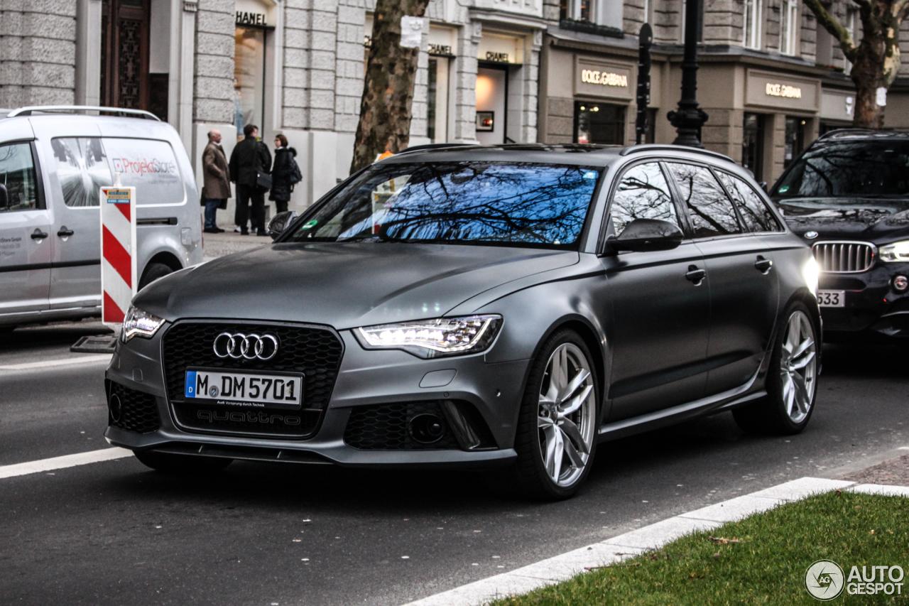 Audi RS6 Avant C7 - 7 March 2015 - Autogespot