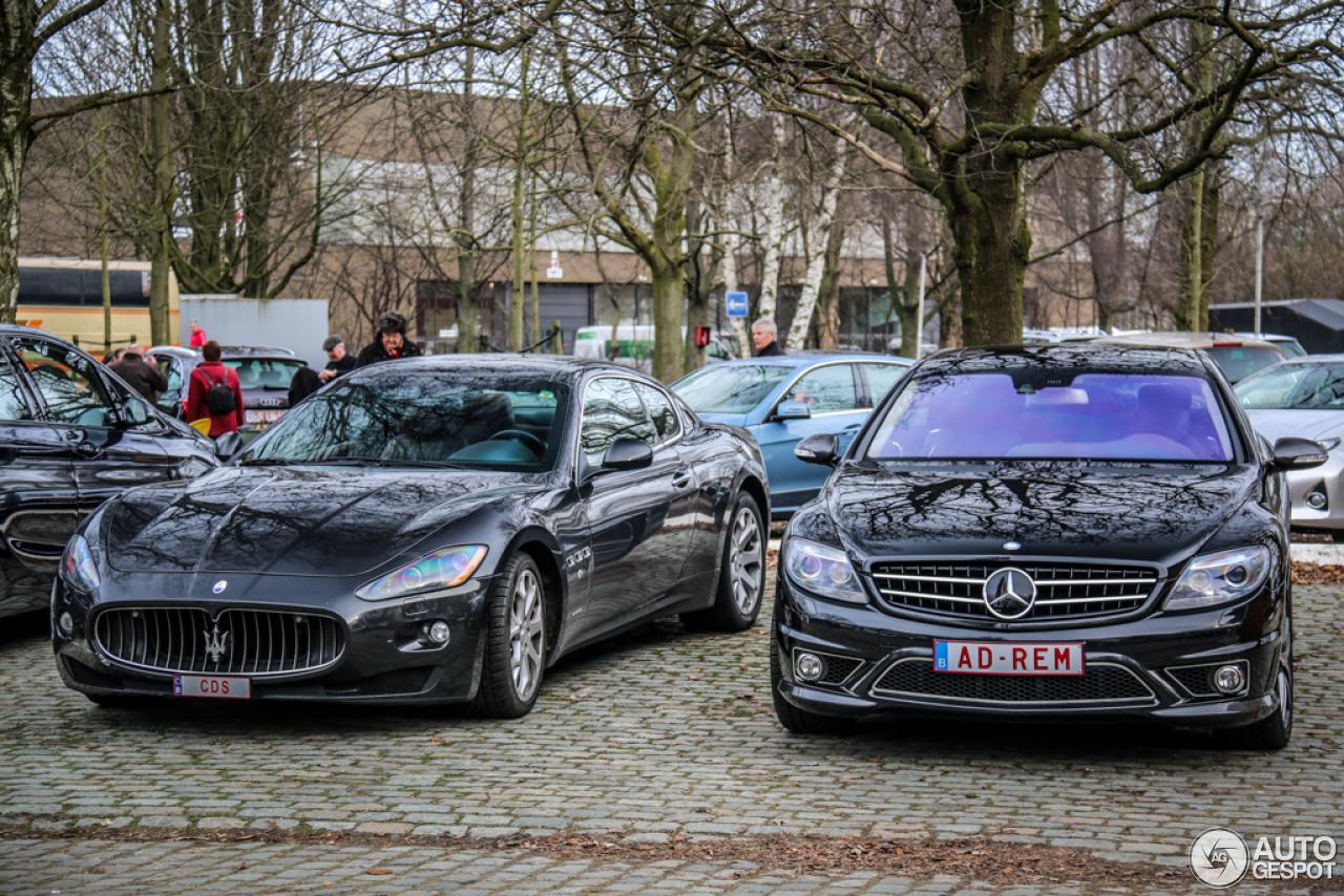 Mercedes benz cl 65 amg c216 7 march 2015 autogespot for 2015 mercedes benz cl