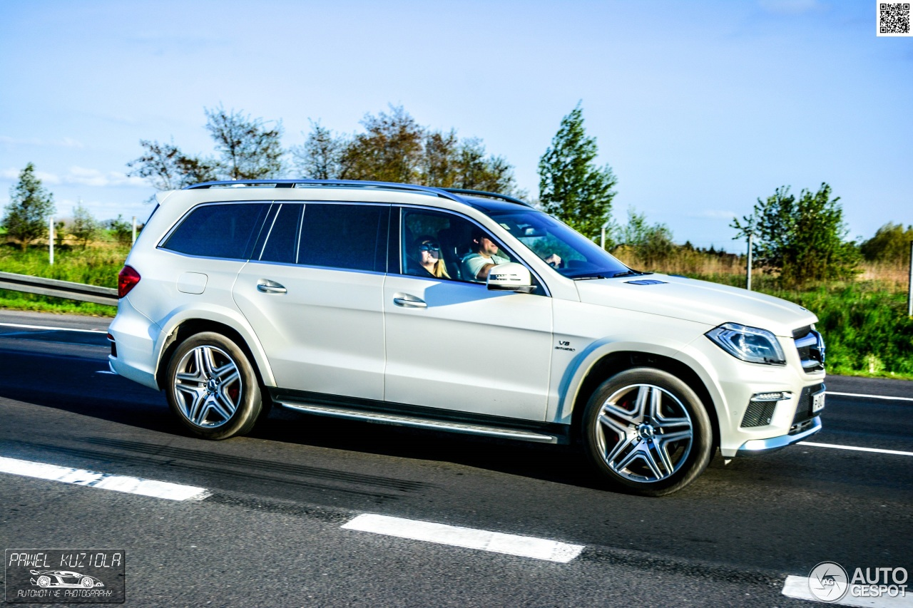 mercedes benz gl 63 amg x166 7 march 2015 autogespot