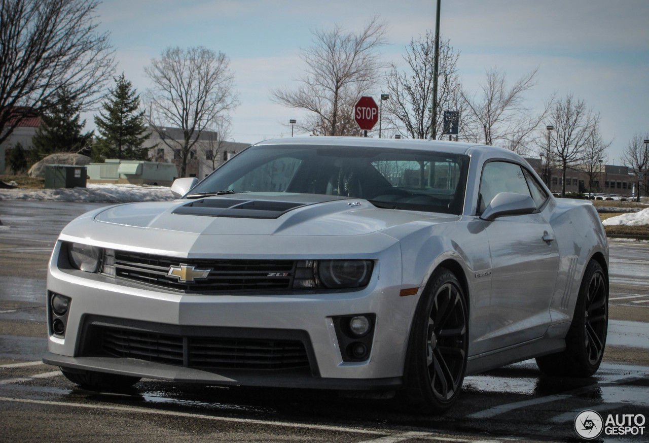 Chevrolet Camaro Zl1 2014 8 March 2015 Autogespot