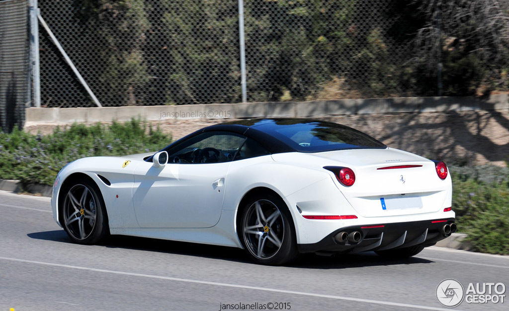 ferrari california t 8 march 2015 autogespot. Black Bedroom Furniture Sets. Home Design Ideas