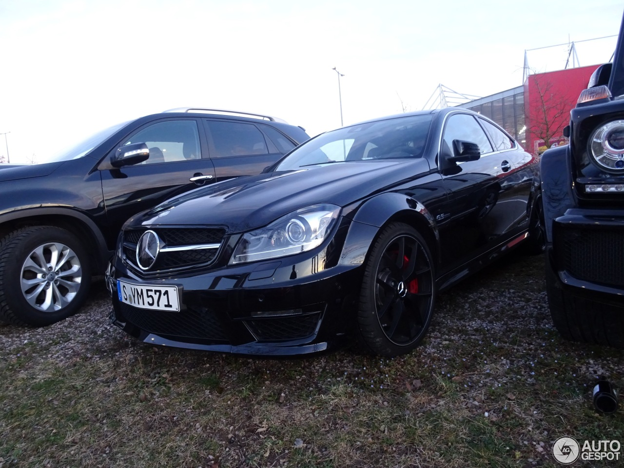 mercedes benz c 63 amg coup edition 507 9 march 2015 autogespot. Black Bedroom Furniture Sets. Home Design Ideas