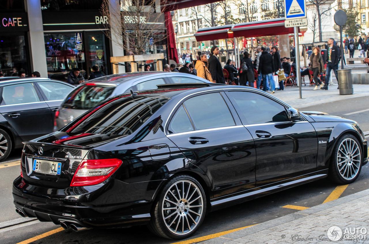 Mercedes benz c 63 amg w204 9 march 2015 autogespot for Mercedes benz w204