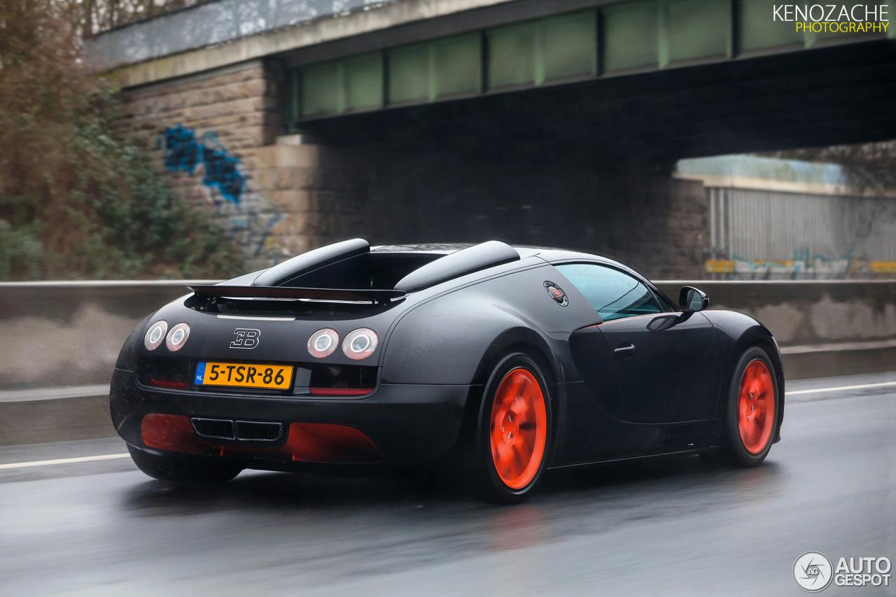 bugatti veyron 16 4 grand sport vitesse world record car edition 10 mrz 201. Black Bedroom Furniture Sets. Home Design Ideas