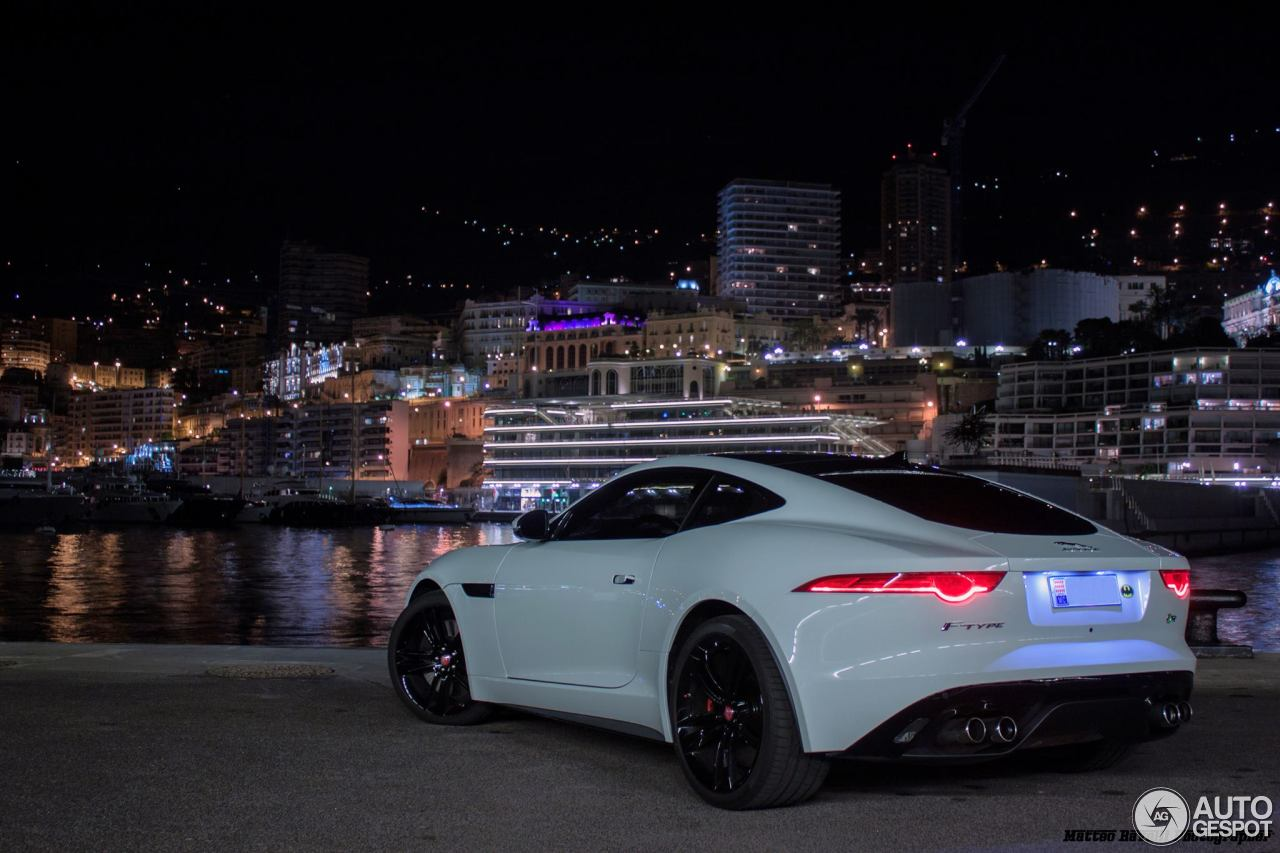 jaguar f type r coup 10 march 2015 autogespot. Black Bedroom Furniture Sets. Home Design Ideas