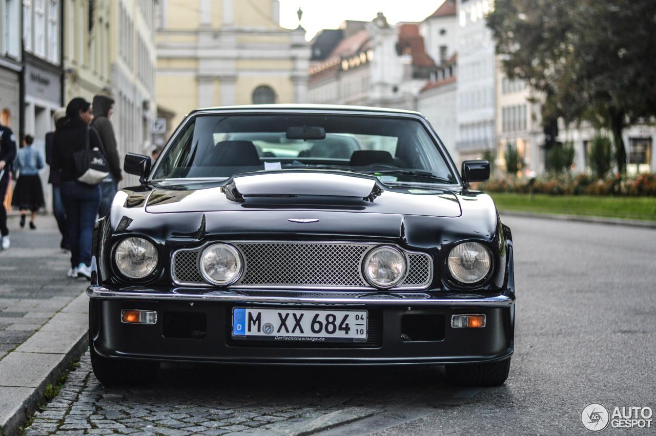 Aston Martin V Vantage C