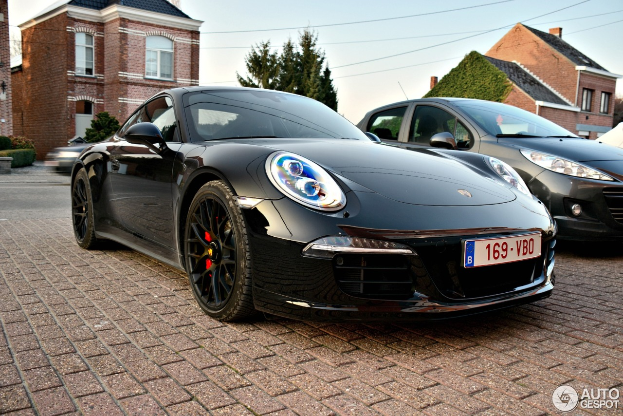 porsche 991 carrera 4 gts 13 march 2015 autogespot. Black Bedroom Furniture Sets. Home Design Ideas