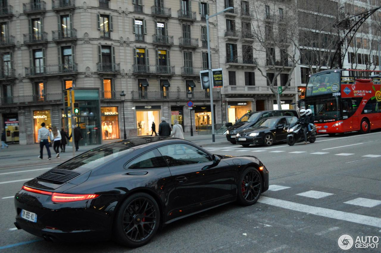 Porsche 991 Carrera 4 Gts 13 March 2015 Autogespot
