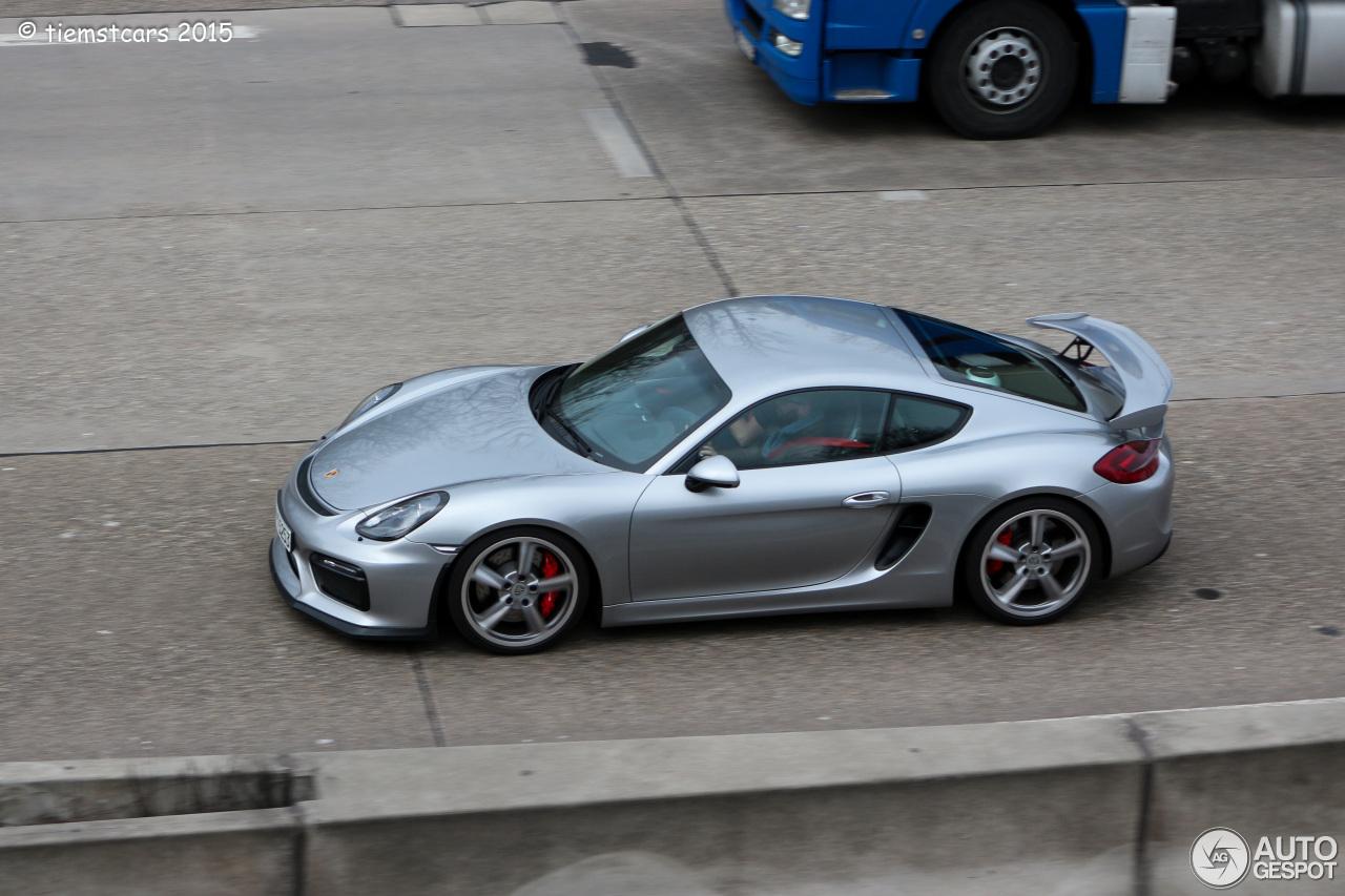 httpwwwautogespotcomporsche 98gt420150314 - 2015 Porsche Cayman Silver