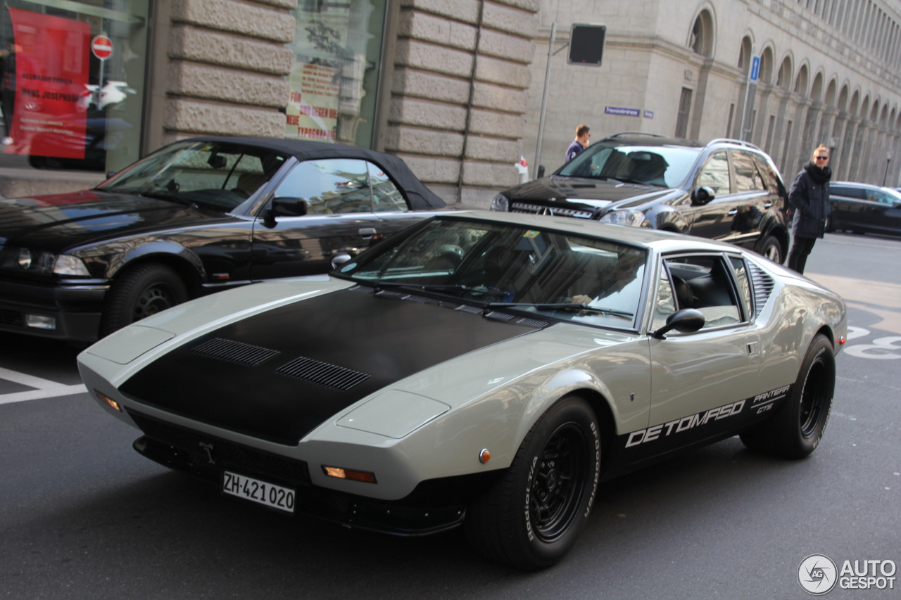 de tomaso pantera gts 15 march 2015 autogespot. Black Bedroom Furniture Sets. Home Design Ideas
