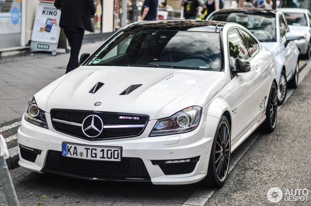 2015 mercedes benz c63 amg 507 edition autos post for Mercedes benz c63 amg 507 edition 2015